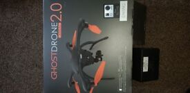 Ehang ghost drone 2.0, comes with spare batteries .