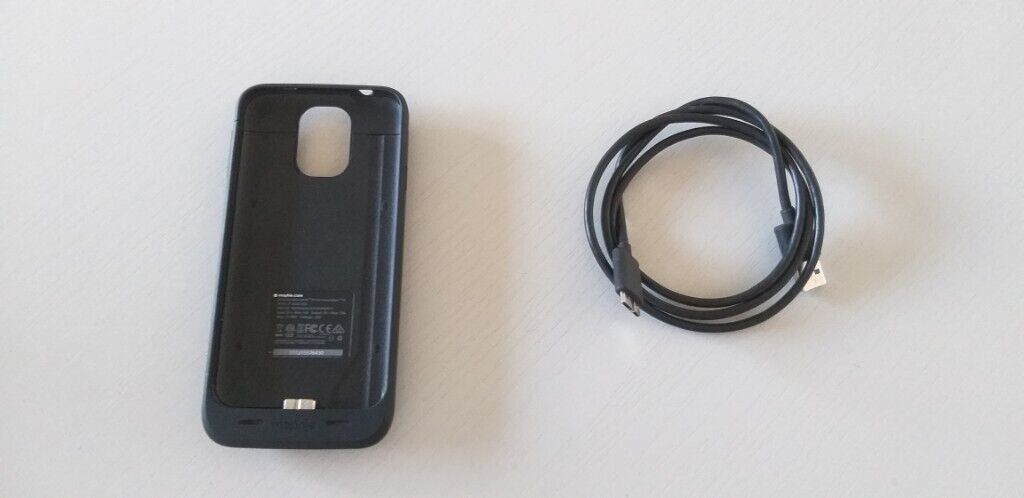 new style 5004b dfc8a Mophie Juice Pack and Cable for Samsung Galaxy S5 | in Erskine,  Renfrewshire | Gumtree
