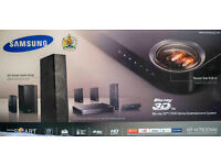 SAMSUNG HT-H7500WM BLU-RAY 3D HOME ENTERTAINMENT SYSTEM