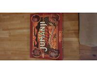 Jumanji Board Game, Opened, Played Once