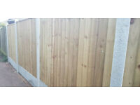 FENCE PANELS - MADE TO ORDER * BEST QUALITY VERTI LAP*