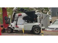 Quingo toura mobility buggy