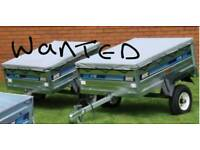 Trailers wanted