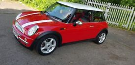 For Sale MINI One Red