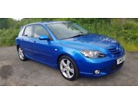 Low Mileage! Mazda 3 Sport **72000 MILES**12 MONTHS MOT**Ideal family car**