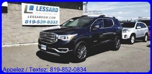 2017 GMC ACADIA 4WD SLT, CUIR, 6 PASSAGERS