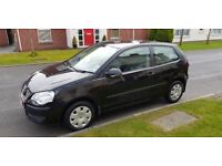 2007 VOLKSWAGEN POLO 1.2, 88K, FULL MOT, 1 OWNER FROM NEW, EXCELLENT SERVICE HISTORY!