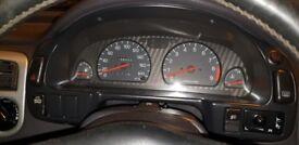 Subaru Impreza WRX Sti Dash Cluster Clocks Speedo 93-96 With Carbon Insert