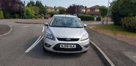 Ford Focus 1.8 Zetec 5dr * 62,000 miles-long MOT **