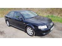 Audi A4 Sport 2.0 16V **F.S.H**12 MONTHS MOT**Ideal family car**ONLY £1195!!