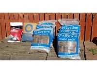 Builder BARGAIN. 7-25kg bags of builders sand. 1-25kg cement . 1-25kg bag of SANDCEMENT MORTAR ready