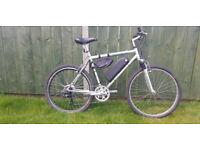 Fully Refurbished 250 Watt 48V E bike conversion