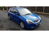2005 Honda Civic 1.6 5 Dr