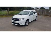 2014 Dacia Sandero 1.2 - only 63k miles -