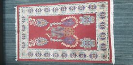 Small Persian Rug - Kerman Handmade Pre-Owned