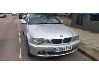 BMW, 3 SERIES, Convertible, 2004, Manual, 1995 (cc), 2 doors