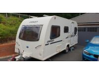 Bailey Orion 450-5. Awning and Accessories. New Tyres. Very Good Condition