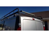 Full Length Roof Rack LWB Trafic/Vivaro/Primaster