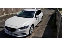 MAZDA 6 AUTOMATIC 2.2 ESTATE 2013