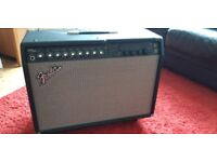 Fender Cyber Twin Amplifier - Factory Condition, barely used.