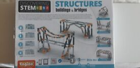 Discovering STEM - Structures engineering set ages 8 - 16