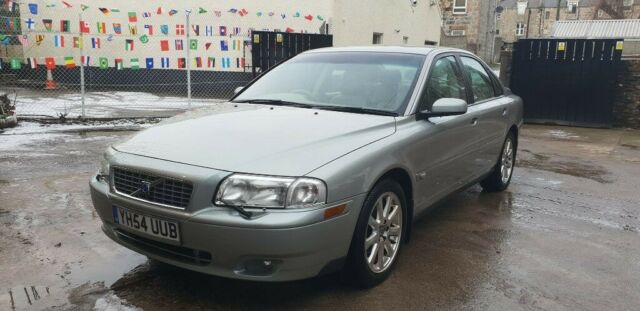 Diesel Limousine Volvo S80 Top Of The Range Example Full Cream Leather Long Mot Full Service 55 Mpg In Aberdeen Gumtree