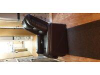 Riser recliner dual motor armchair