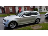 2007 BMW 116i ES, ALMOST FULL MOT, 78K, 6 SPEED, ISOFIX, GREAT FAMILY CAR WITH 3 MONTH WARRANTY!
