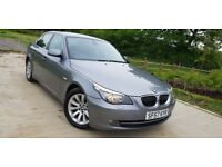 BMW 525d SE 3.0 Auto - 195bhp - HPI clear - Cruise - Leather seats - Mint