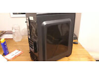 Used, GAMING PC FULL SETUP QUAD CORE RGB 4.1GHZ AMD 7890K 8GB RAM 1TB HDD WIFI 1080 MONITOR KEYBOARD MOUSE for sale  Fallowfield, Manchester