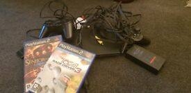 Ps2 games included bargain