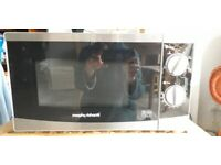 Morphy Richards Microwave, very good condition