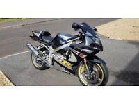 Suzuki GSXR 1000cc Super Sports