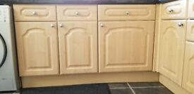 Full Kitchen with hob, extractor, double oven,sink & dishwaster. Collection by 9th August. £1000 ono
