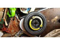 FREE Old VW Polo Steel Wheels