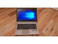 HP Elitebook 8470p Laptop - fresh install of Windows 10