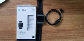 Fitbit Ionic - L strap - With GPS and music storage