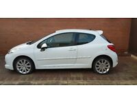 PEUGEOT 207 XS SPORT 150HTP - LIMITED EDITION 2008 VERY GOOD CONDITION