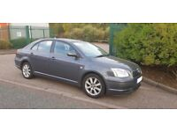 Toyota Avensis 2006 REG car hpi clear in excellent condition