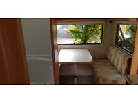 Well cherished caravan. Used as office/spare bedroom. Doublebed converted to more substantial double