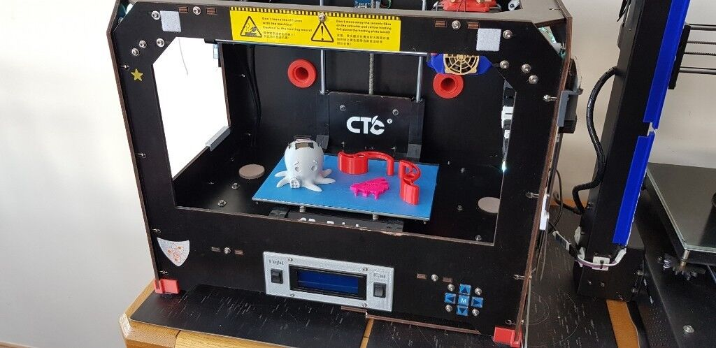 CTC 3D Printer - Dual Extruder | in Scunthorpe, Lincolnshire | Gumtree