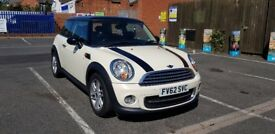Mini Cooper D 2012 Chili Pack - Mint Condition, loaded with optional extras. Very well cared for.