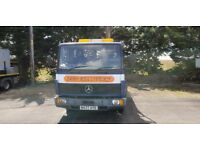 RECOVERY VEHICLE - GVW 7,500 KG - BEAVER TAIL