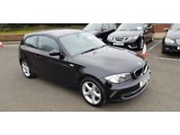 2008 BMW 116i EDITION ES, LONG MOT, EXCELLENT HISTORY, 102K, SUPERB CONDITION! (Not ford, vauxhall)