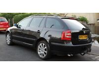 Skoda Octavia 2007 (57) 2.0 TDI PD Laurin & Klement, 5dr, 2 owners, very reliable in good condition