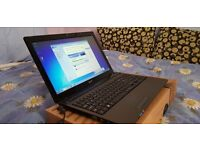 "Acer Aspire 5750 Wireless Laptop Pc 15.6""/intel i5 /6 Gb Ram/320 Gb Hdd/Win 7 pro/Ms office 2016 pro"