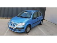 CITROEN C3 1.4 HDi LX 5dr **CHEAP DIESEL**PART EXCHANGE TO CLEAR**GOOD EXAMPLE**