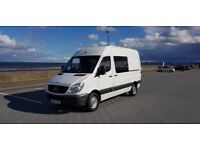Exceptional Mercedes Campervan for sale - Priced to sell