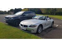 Bmw z4 2.5L 03. For sale £2850