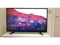 LG 49 inch 4K Ultra HD Smart TV LED (49UH610V)